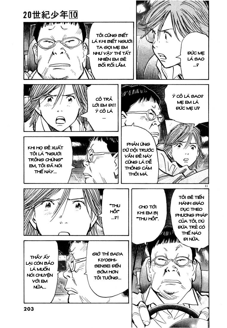 20th Century Boys chapter 109 trang 23
