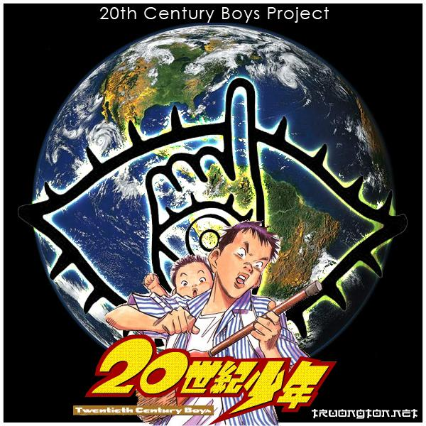20th Century Boys chapter 104 trang 1