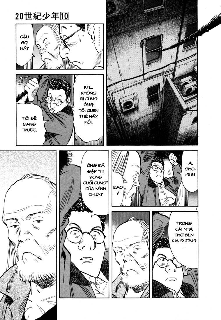 20th Century Boys chapter 99 trang 13