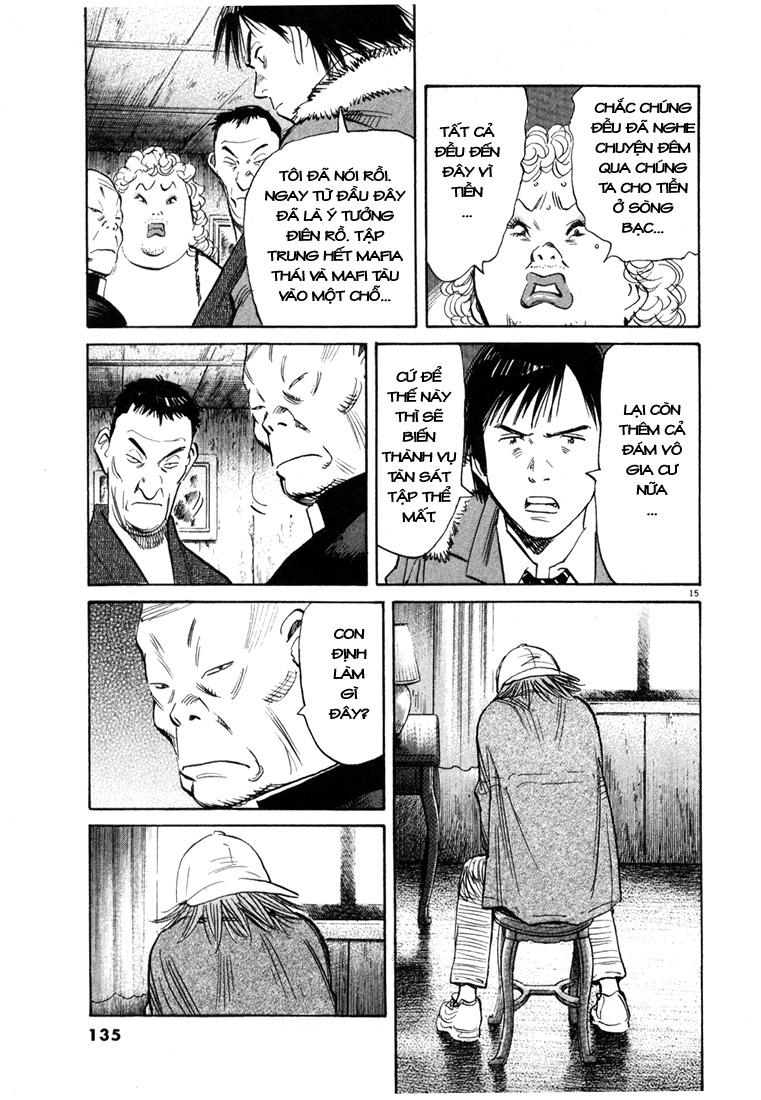 20th Century Boys chapter 94 trang 31