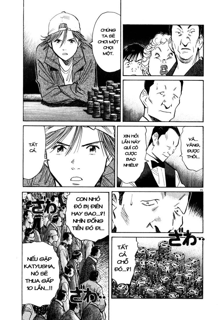 20th Century Boys chapter 91 trang 30