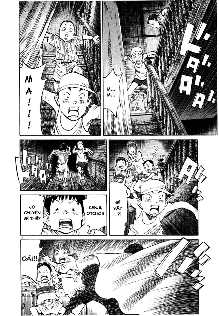 20th Century Boys chapter 88 trang 18