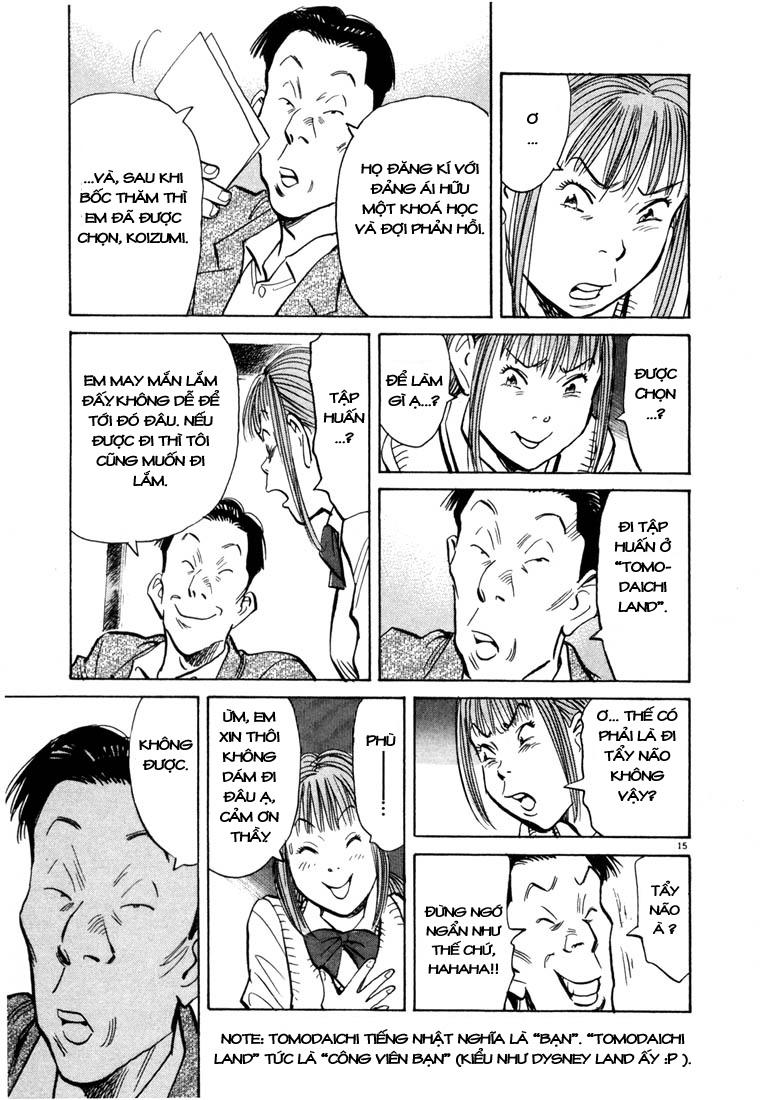 20th Century Boys chapter 80 trang 29