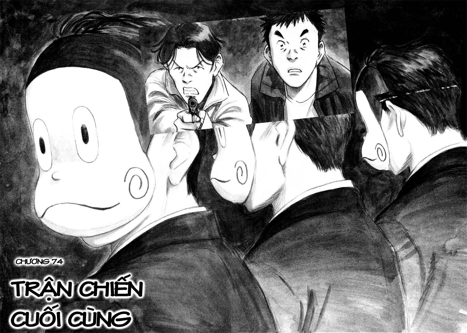 20th Century Boys chapter 74 trang 5