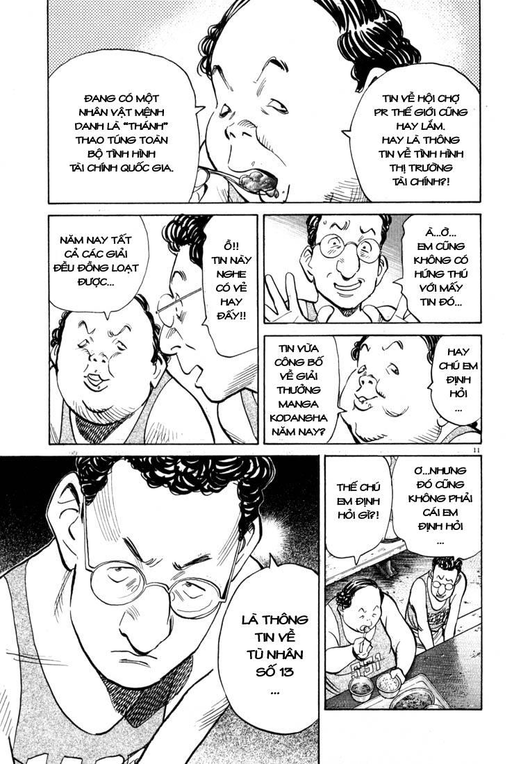 20th Century Boys chapter 65 trang 22