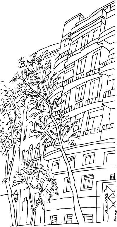 Urban Sketchers Spain. El mundo dibujo a dibujo.: Del