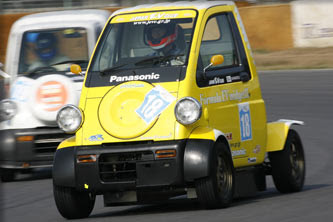 Carkichi News Snippet Daihatsu S Exciting Ev Race Coming To