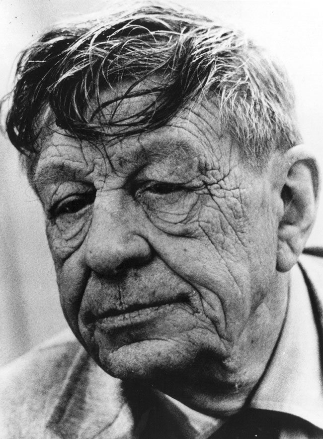 auden and yeats relationship problems