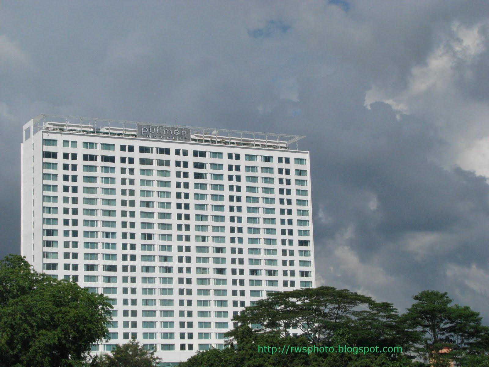 Pullman Hotel Kuching - RWS Photo Blog - Splendour ...