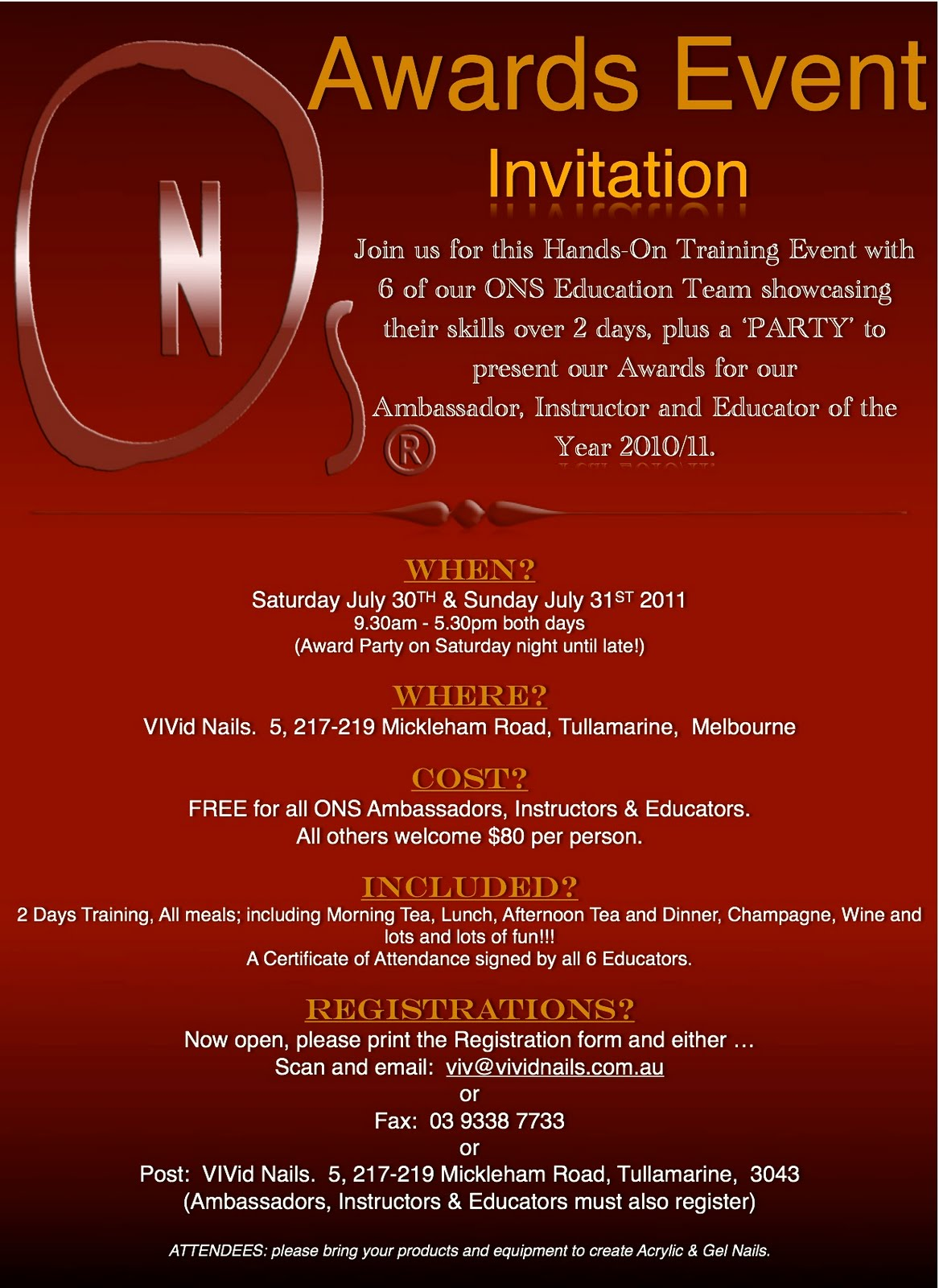 Event Program For Awards Ceremonyscholarship Program ... - photo#42