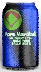 More Hardball Logo