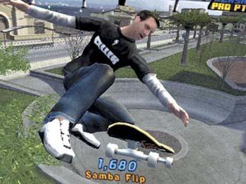 Dicas e Truques Tony Hawk's Pro Skater 4 ps2