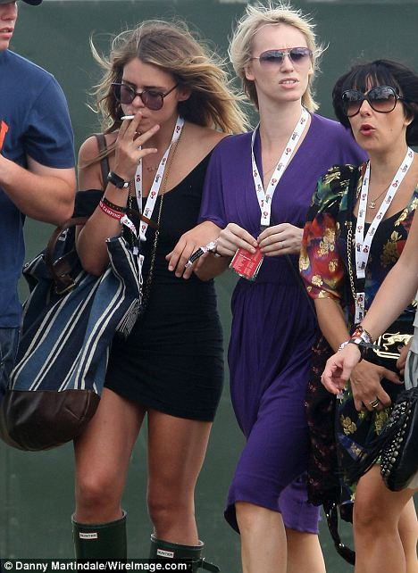 Festival Chic by Billie Piper