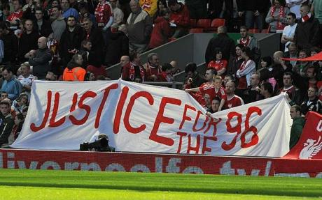 Justice for the 96.