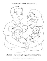VBS Tips: Nazareth VBS Coloring Pages