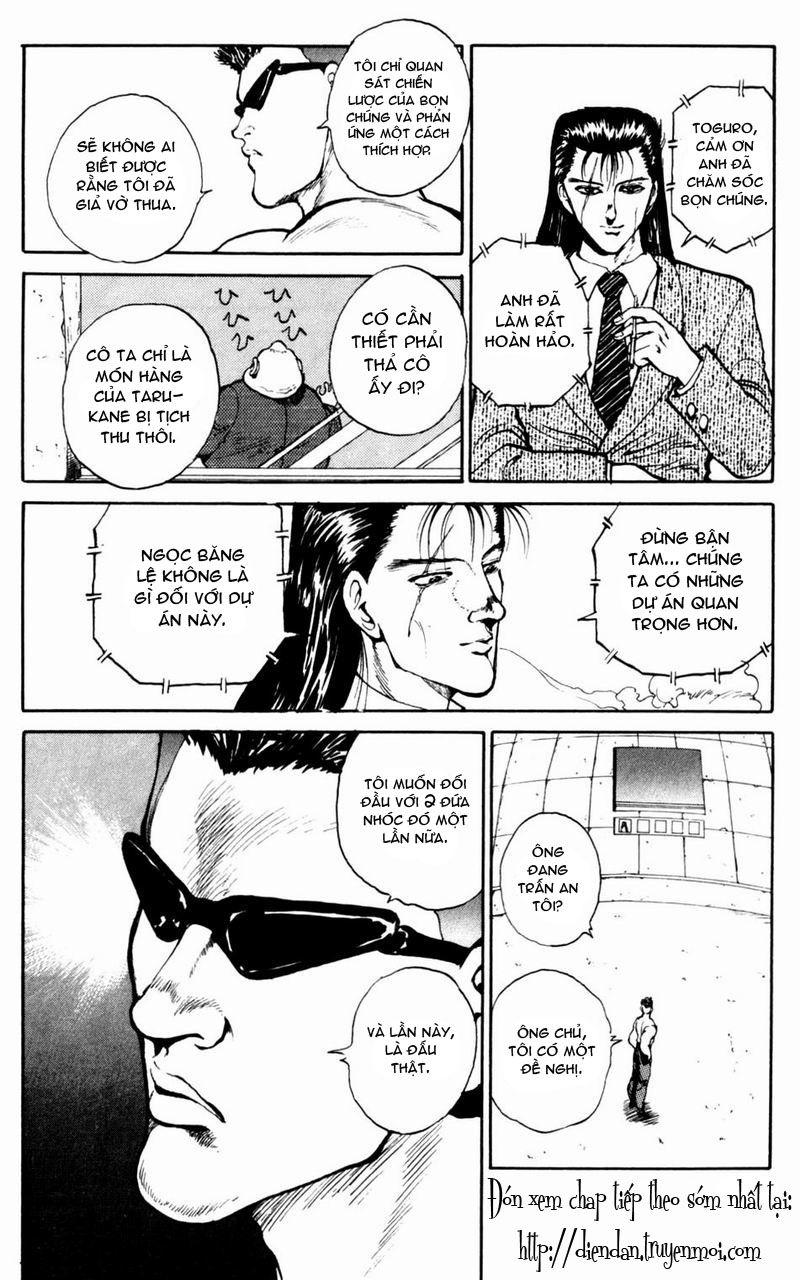 Hành trình của Uduchi chap 051: tôi phải mạnh mẽ hơn nữa! trang 4