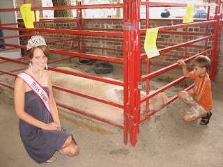 Princess,  Beauty Queen, Miss Iowa,  National American Miss,  Pageant,  Strawberry Point, John Deere, Haiti, Keirstin Poppe, Ronald  McDonald