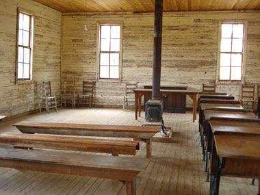enhabiten one room school house II