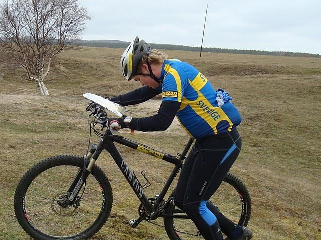 Bjafle.dk - tanker omkring et aktivt liv i naturen: Test: Kortholder til cykel / mtb / mtb-o
