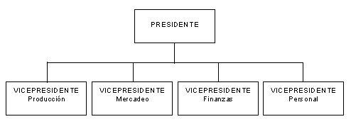 Organizacion Organización Divisional