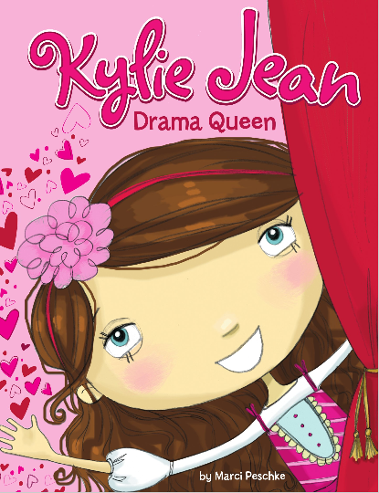 Mrs Katz's Book Blurbs Kylie Jean  Drama Queen By Marci