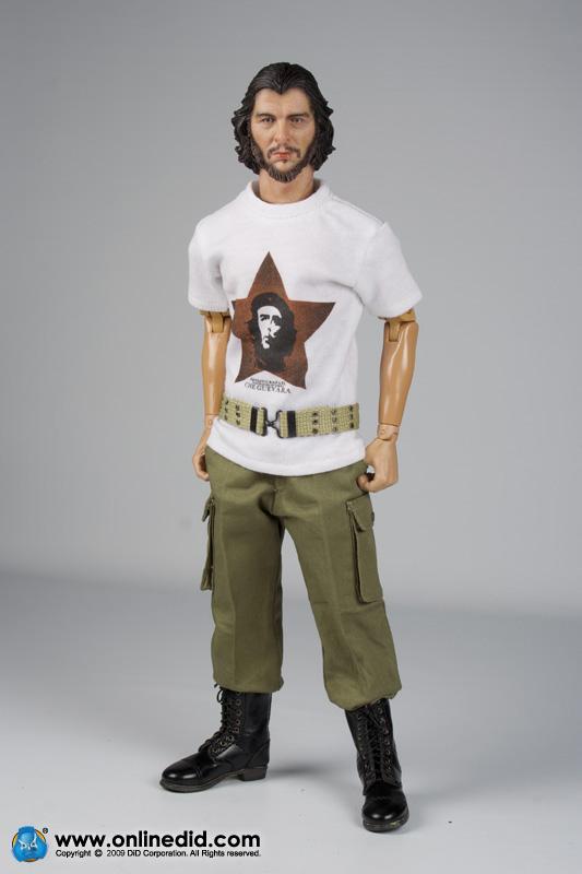 Che Guevara articulado