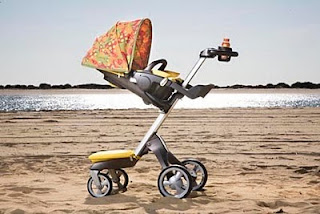 Stokke Xplory with Forest Style Kit
