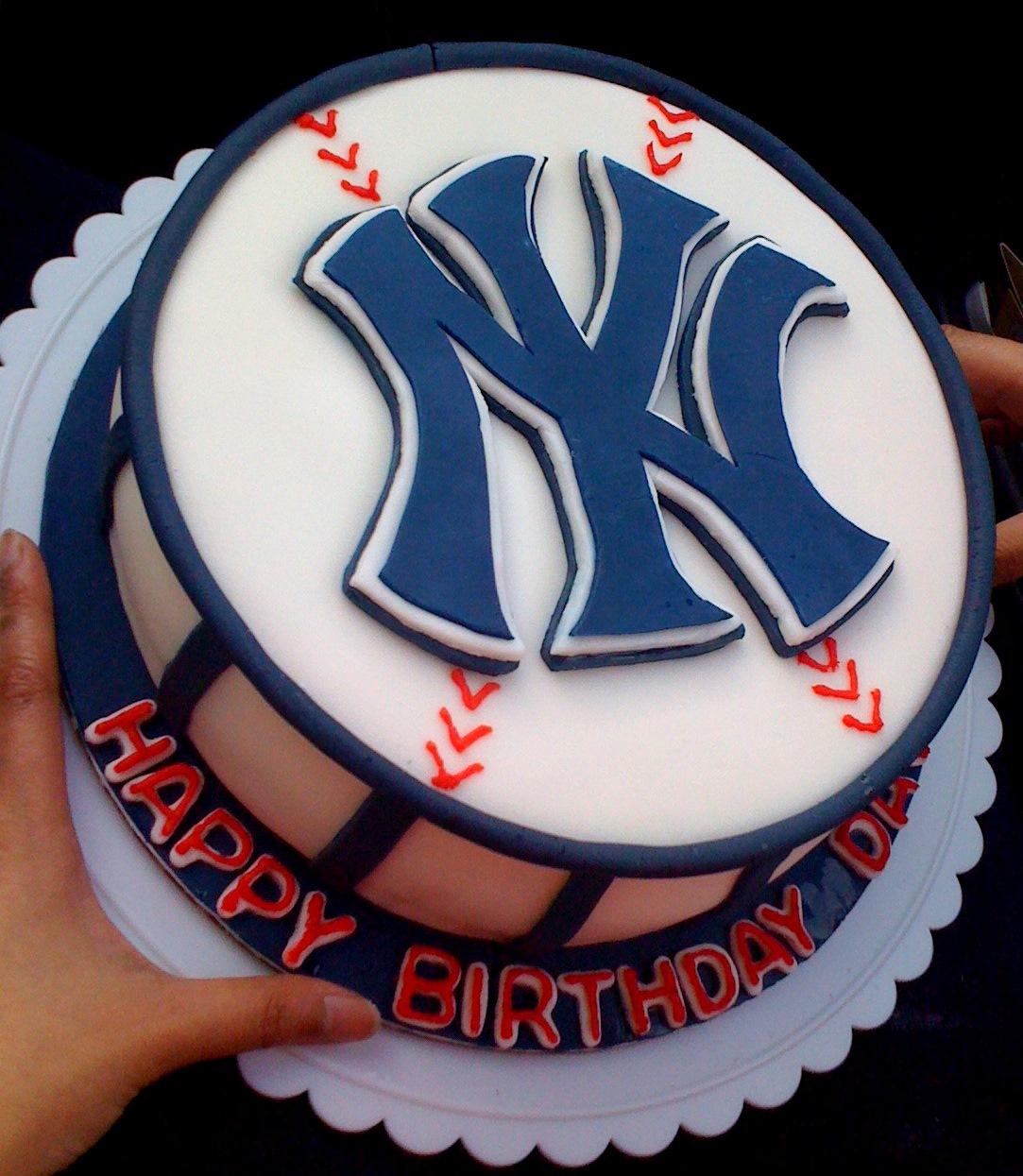 Yankee Fondant Cake Cake Ideas And Designs