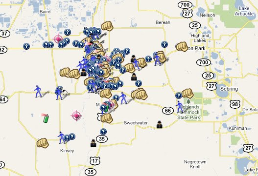 Spotcrime Is Mapping Crimes In Hardee County Florida Spotcrime
