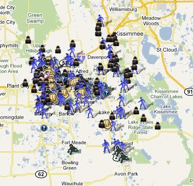 Spotcrime Is Mapping Crimes In Lakeland Florida Spotcrime The
