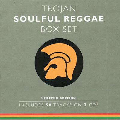 Trojan Soulful Reggae Box set