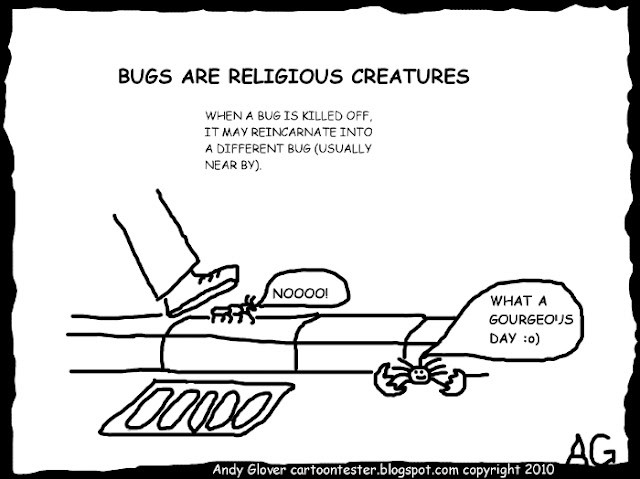 Cartoon Tester: What's your Fault-Feedback-Ratio?