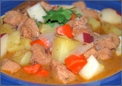 Vegan Beef Stew
