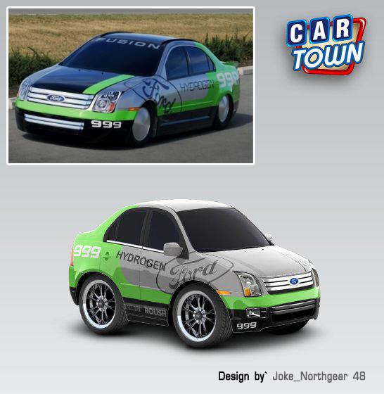 Thai Hydrogen Car 47