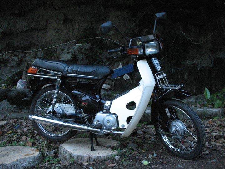 X-treme Enigma: Motor Honda Bebek Di Indonesia