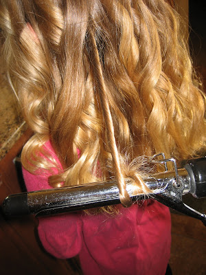 How To Curl Hair Wavy Large Amp Spirals Tips From A