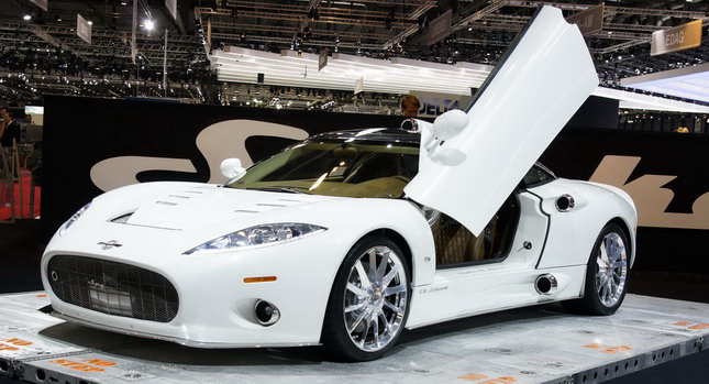spyker to begin selling sports cars at saab showrooms best car collection. Black Bedroom Furniture Sets. Home Design Ideas