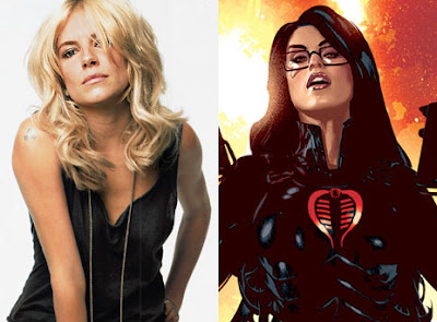Sienna Miller Is The Baroness