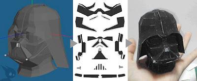 pepakura star wars paper models