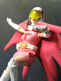 & about limitedtoydesignu0027s battle of the planets 1/6th figures