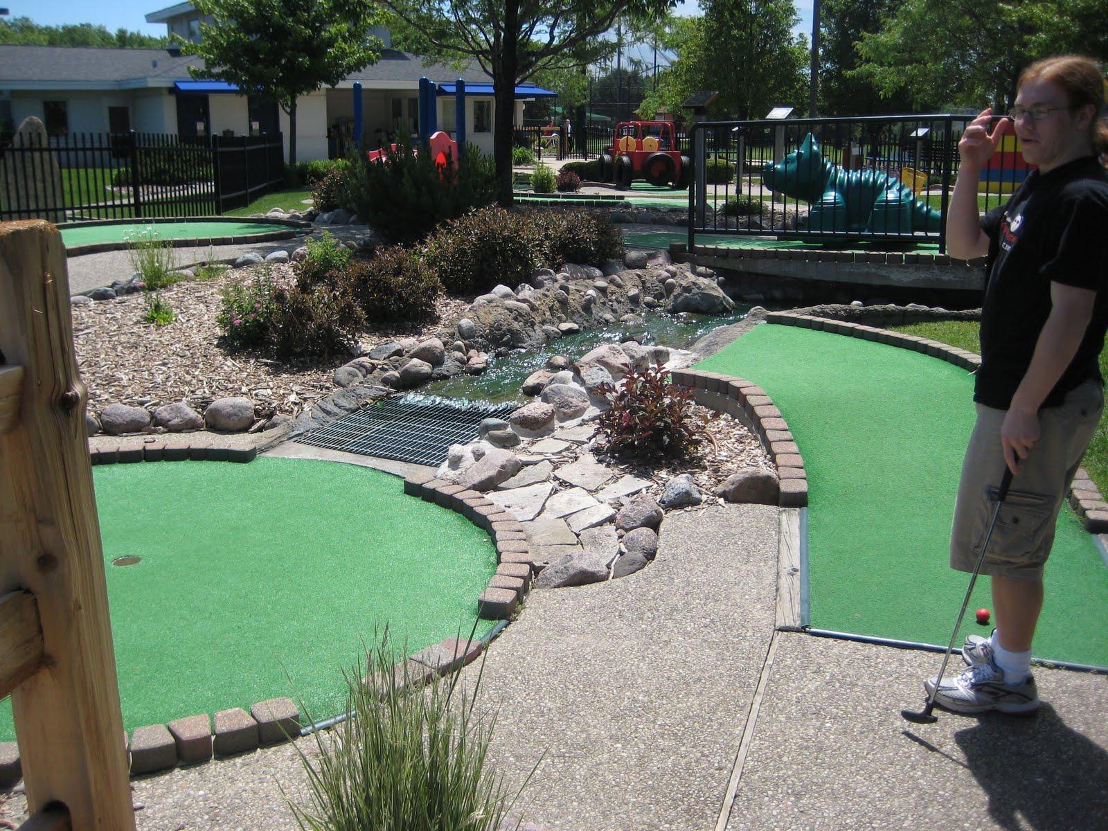 the mini golf diaries skokie sports park part 1 kid s quest the mini golf diaries blogger