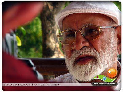 Director Lekh Tandon who has directed films like Professor, Prince, Jhuk Gaya Aasmaan, Amrapali, Dulhan Wahi Jo Piya Man Bhaye, Agar Tum Na Hote among others - photograph taken by Aditya Parwatkar in Pune