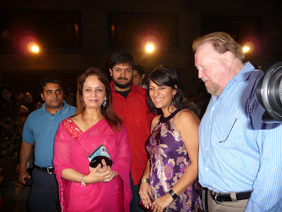 Keshaav Paneri, Smita Thackeray, Rahul Thackeray, Pamela Sethi and Rick Bennett