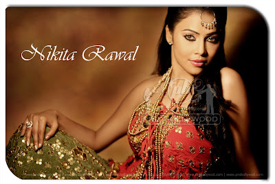 Bollywood's latest, hottest and sexiest actress Nikita Rawal