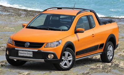 """La Nueva VW Saveiro se sube a la moda """"Cross"""" 1"""