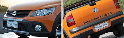 """La Nueva VW Saveiro se sube a la moda """"Cross"""" 3"""