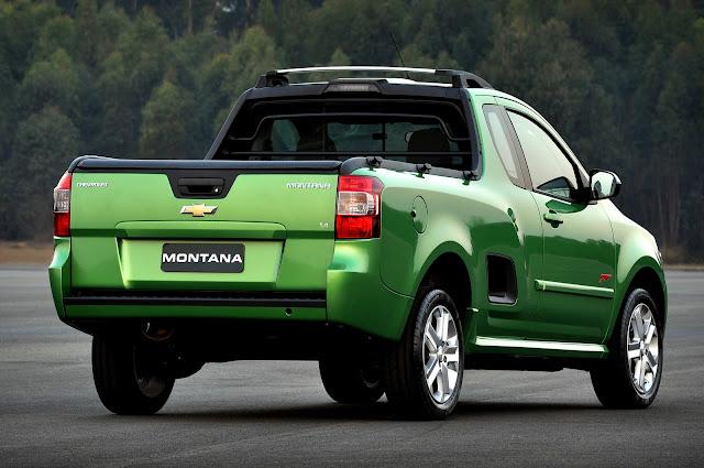 Brasil: Presentación de la Nueva Chevrolet Montana 2