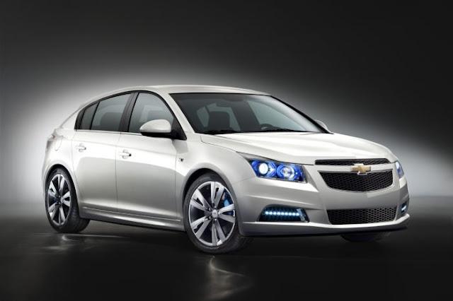 Así podría ser el Chevrolet Cruze 3 puertas 4