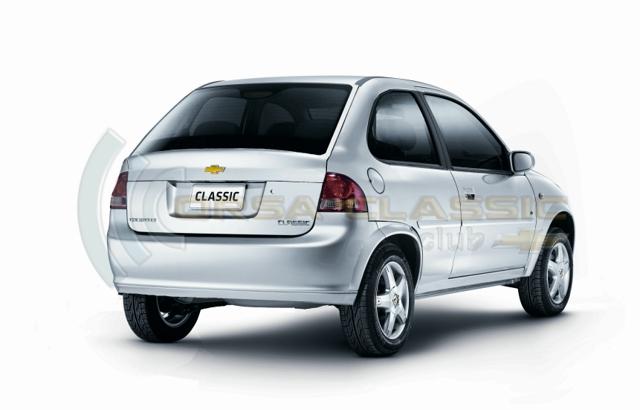 Así podría ser el futuro Chevrolet Classic 3 Puertas 2