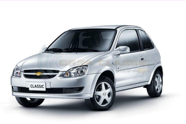Así podría ser el futuro Chevrolet Classic 3 Puertas 1